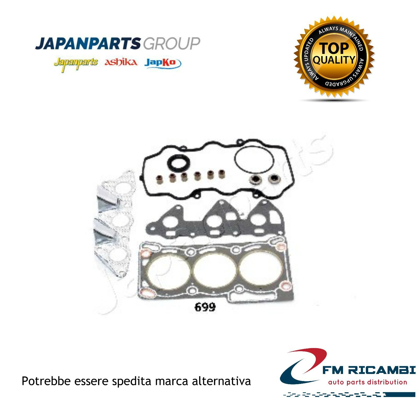 JAPANPARTS JPKM-699 KIT COMPLETO GUARNIZIONI MOTORE