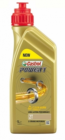 CASTROL POWER 1 2T 1 LITRO